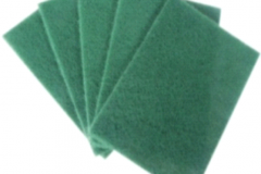 THINLINE GREEN HAND PADS